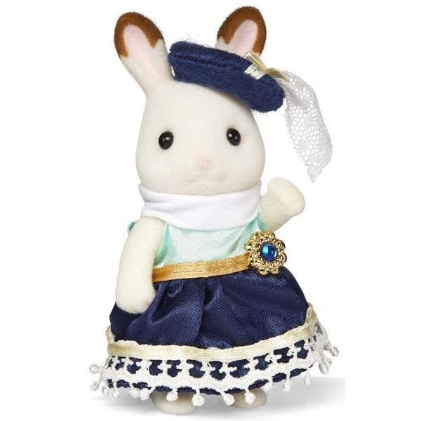 Calico Critters Town Girl Series: Hopscotch Rabbit