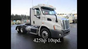 12) New 2013 Freightliner Cascadia Tandem Axle Day Cab Trucks For ...