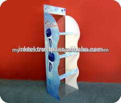 Small Acrylic Product Standee Display Stand