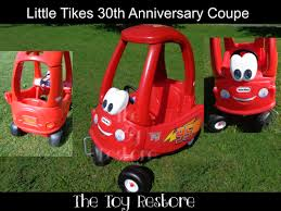 100 Little Tikes Princess Cozy Truck 30th Anniversary Coupe A Quick Reference For