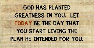 Gods Plan For You