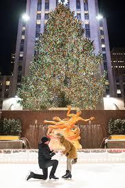 Lighting Of Rockefeller Christmas Tree 2014 by Rockefeller Christmas Tree Proposal At The Skating Rink Ash Fox