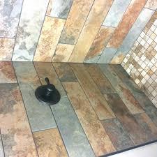 tiles wood look porcelain tile shower wood look tile shower
