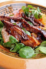 cuisine ecossaise salade de poulet sauce nigel chez becky et liz de cuisine