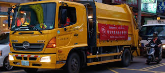 100 Rubbish Truck Taiwan Has One Of The Worlds Most Efficient Recycling Systems