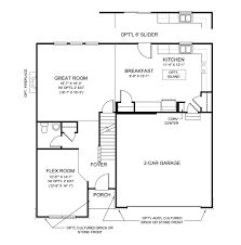 Centex Homes Floor Plans by Carlisle New Home Plan Lewis Center Oh Pulte Homes New Home