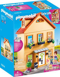 playmobil 70014 mein stadthaus playmobil city