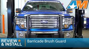 2009-2014 F-150 Barricade Brush Guard Review & Install - YouTube 02018 Dodge Ram 3500 Ranch Hand Legend Grille Guard 52018 F150 Ggf15hbl1 Thunderstruck Truck Bumpers From Dieselwerxcom Amazoncom Westin 4093545 Sportsman Black Winch Mount Frontier Gear Steelcraft Grill Guards And Suv Accsories Body Armor Bull Or No Consumer Feature Trend Cheap Ford Find Deals On 0917 Double 30 Led Light Bar Push 2017 Toyota Tacoma Topperking Protec Stainless Steel With 15 Degree Bend By Retrac