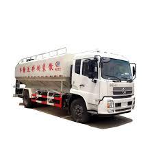 100 Feed Truck Left Hand Drive 6 Wheels 20000 Liters 10000 Kgs Farm Using Corn Grain Transportation Bulk Buy 10000 Kgs Bulk Bulk S