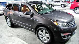 2013 Chevrolet Traverse LTZ Exterior and Interior Walkaround