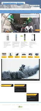 Snowblades Online Competitors, Revenue And Employees - Owler Company ...