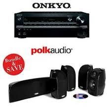 Polk Ceiling Speakers Amazon by Polk Audio Tsi 300 7 1 Ch Home Theater System With Yamaha Aventage