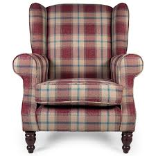 Chartwell Marlow Check Berry Armchair | Dunelm | кресло-стул ... Amazoncom Kfine Youth Upholstered Club Chair With Storage Best 25 Bedroom Armchair Ideas On Pinterest Armchair Fireside Chic A Classic Wingback Chair A Generous Dose Of Gingham And Ottoman Ebth Pink Smarthomeideaswin Armchairs Traditional Modern Ikea Fantasy Fniture Roundy Rocking Brown Toysrus Idbury In Ol Check Wesleybarrell Chairs For Boys For Cherubs Wonderfully Upholstered Black White Buffalo Check