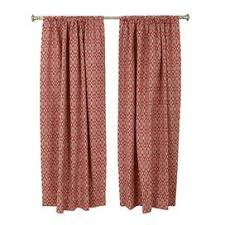104 best curtains red and orange images on pinterest curtain