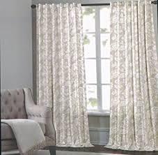 amazon com cynthia rowley window curtain panels 52 inches by 96