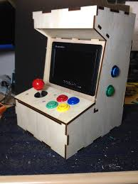 pittsburgh kickstarter the porta pi a diy mini arcade cabinet