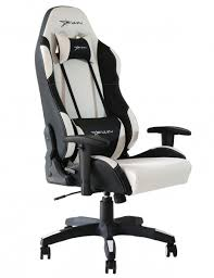 clc ergonomic office computer gaming chair with pillows