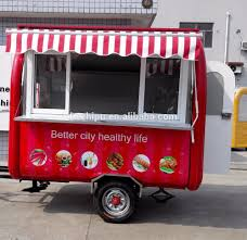 100 Food Truck Manufacturers Chinese Europe S Mobile Trailer Used
