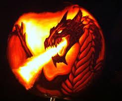Best Pumpkin Carving Ideas 2015 by Dragon Carved Pumpkin By Wilderflower On Deviantart Halloween