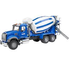 MACK Granite Cement Mixer ABS Synthetics Toy Vehicle, Model Vehicle  (blue/white, ABS Synthetics, Blue, White, 4 Yr(s), 1:16, 185 Mm, 665 Mm) Bruder Mack Toy Cement Truck Yellow Cement Mixer Truck Toy Isolated On White Background Building 116th Bruder Scania Mixer The Cheapest Price Kdw 1 50 Scale Diecast Vehicle Tabu Toys World Blue Plastic Mixerfriction 116 Man Tgs Br03710 Hearns Hobbies Melbourne Australia Red Big Farm Peterbilt 367 With Rseries Mb Arocs 3654 Learning Journey On Go Kids Hand Painted Red Concrete Coin Bank Childs A Sandy Beach In Summer Stock Photo