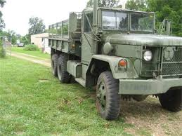 100 7 Ton Military Truck 192 AM General M35 For Sale In Cadillac MI