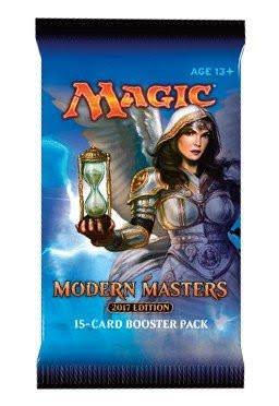Magic The Gathering Modern Masters 2017 Edition Booster Pack