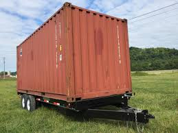 20ft Pull Trailer | Container Home | Pinterest | Container, Shipping ...
