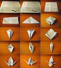 Easy Make Origami Crane