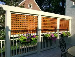 Patio Ideas ~ Wonderful Outdoor Hanging Floral Arrangement With ... Backyard Privacy Screen Outdoors Pinterest Patio Ideas Florida Glass Screens Sale Home Outdoor Decoration Triyaecom Design For Various Design Bamboo Geek As A Privacy Screen In Joes Backyard The Best Pergola Awesome Fencing Creative Fence Image On Cool Garden With Ideas How To Build Youtube