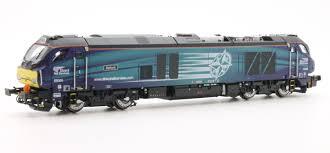 2D-022-002 Class 68 68005