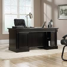 Sauder Edge Water Writing Desk by Sauder Avenue Eight Executive Desk Walmart Com