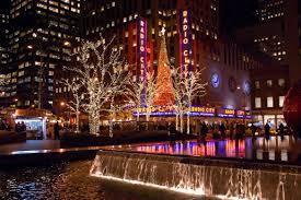 Lighting Of Rockefeller Christmas Tree 2014 by 2014 New York City Holiday Guide New York Habitat Blog