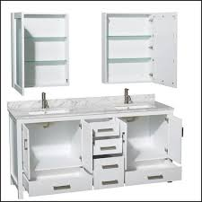 72 Inch Double Sink Bathroom Vanity by 72 Inch Bathroom Vanity Double Sink White Sinks And Faucets