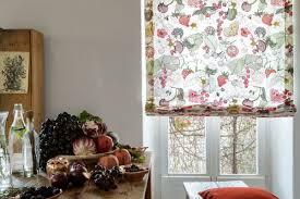 tissus pour rideaux pas cher cuisine tissu pour rideaux motif nature en coton marmelade tissu