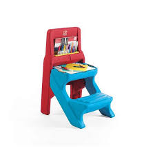 Step2 Deluxe Art Master Desk by Toddler Easels U0026 Art Desks Toys