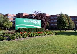 Google Indoor Street View ing to Algonquin College
