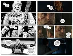 Hit The Floor Character Dead by 7 Ways The Walking Dead Season 7 Premiere Compared To The Comics
