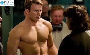 Chris Evans Workout Routine Diet Plan Captain America