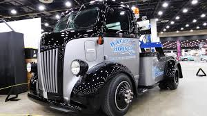 1947 Ford COE Tow Truck