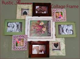 I Searched And To Find The Perfect Collage Frame For A Large Empty Wall In Our Living Room These Are Very Popular Right Now Usually Expensive