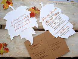 Cheap Fall Wedding Invitations To Inspire You On How Create Your Own Invitation 2