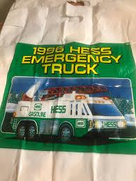100 2004 Hess Truck Bags Jackies Toy Store