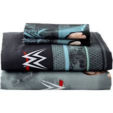wwe industrial strength sheet set walmart com