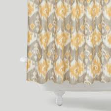 Ikat Shower Curtain World Market