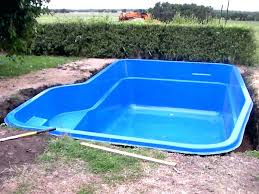 Plastic Pool Hard Pools Kiddie With Slide Lounge Chairs