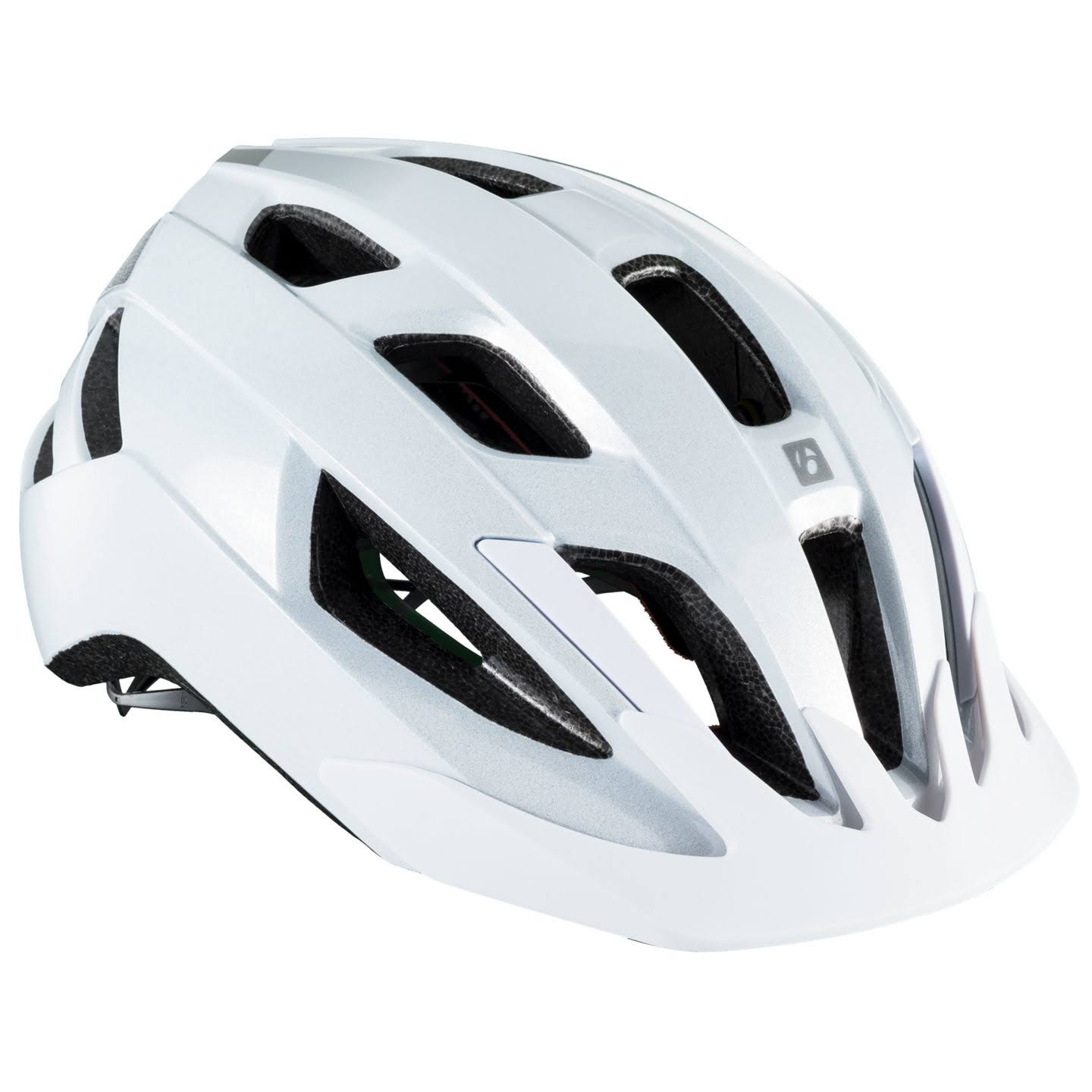 Bontrager Solstice MIPS Bike Helmet - White - Small/Medium