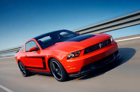 "2012 Mustang Boss 302 receives MotorWeek s ""Best of the Year"