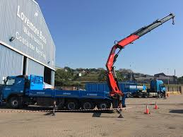 600SA TO DELIVER FIRST FASSI CRANE WITH FITTED NIGHT WORK LIGHTS ...