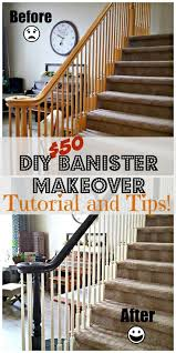 The 25+ Best Banister Remodel Ideas On Pinterest | Staircase ... Contemporary Stair Banisters How To Replace Banister Stair Banister Rails The Part Of For What Is A On Stairs Handrail Code For And Guards Stpaint An Oak The Shortcut Methodno Architecture Inspiring Handrails Beautiful 25 Best Steel Handrail Ideas On Pinterest Remodelaholic Diy Makeover Using Gel Stain Wood Railings Best Railing Amazoncom Cunina 1 Pcs Fit 36 Inch Baby Gate Adapter Kit Michael Smyth Carpentry