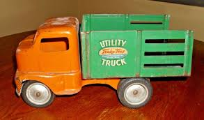 100 Utility Truck Parts 1954 Toy Tonka All Original Paint 175 For